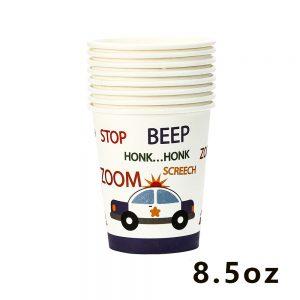כוסות נייר עבות מכוניות