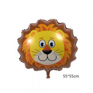 בלון מיילר ראש אריה