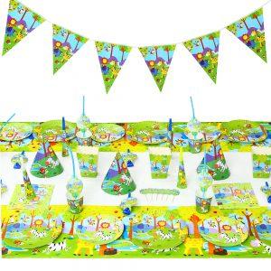 חבילת מסיבת ג'ונגל ל – 10 חוגגים