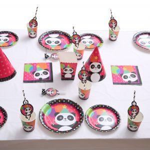 חבילת מסיבת פנדה ל – 16 חוגגים