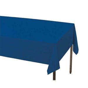 מפת שולחן אלבד 2.7 מ' – כחולה