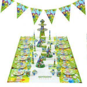 חבילת מסיבת ג'ונגל ל – 20 חוגגים