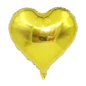 """בלון מיילר """"24  לב זהב"""