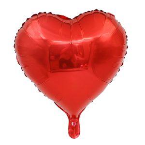 """בלון מיילר """"24 לב אדום"""