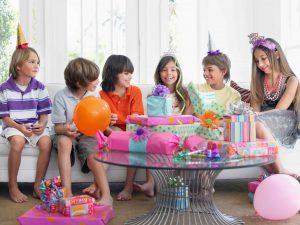פעילויות לילדים בחגיגת יום הולדת