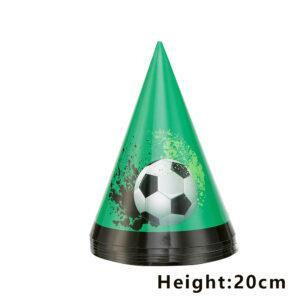 כובעי מסיבה כדורגל