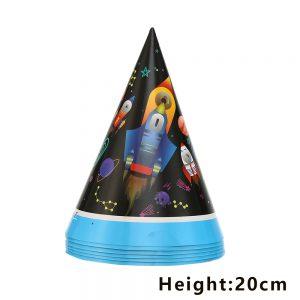 כובעי מסיבה חלליות